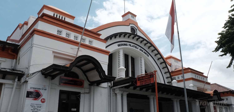 Gedung Filateli Jakarta